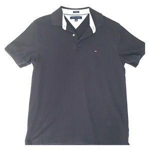 Tommy Hilfiger Mens Polo - Large